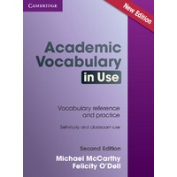 Academic Vocabulary in Use (2/E)w/key
