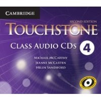 Touchstone 4 (2/E) Class Audio CDs (4)