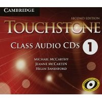 Touchstone 1 (2/E) Class Audio CDs (4)