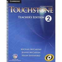 Touchstone 2 (2/E) Teacher's Edition with Assessment Audio CD/CD-ROM