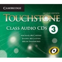 Touchstone 3 (2/E) Class Audio CDs (4)