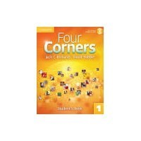 Four Corners 1 Student's Book + Self-study CD-ROM and Online Workbook