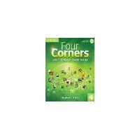 Four Corners 4 Student's Book + Self-study CD-ROM and Online Workbook
