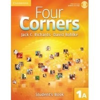 Four Corners 1 Student's Book A + Self-study CD-ROM and Online Workbook A