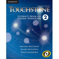 Touchstone Level 2 Student's Book with Online Workbook (2/E)