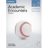 Academic Encounters 2 (2/E) Listening & Speaking Student's Book + DVD