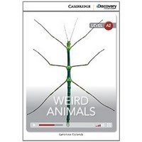 Weird Animals (Low Intermediate Book with Online Access)