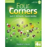 Four Corners 4 Student's Book B + Self-study CD-ROM and Online Workbook