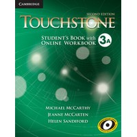 Touchstone 2/E Lv.3 Student's Book A with Online Workbook A