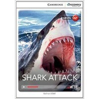 Shark Attack (Low Intermediate Book with Online Access)