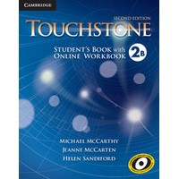 Touchstone (2/E) 2 Student's Book B with Online Workbook B