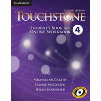 Touchstone 2/E Level 4 Student's Book with Online Workbook