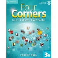 Four Corners 3 Student's Book B + Self-study CD-ROM and Online Workbook