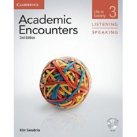 Academic Encounters 3 (2/E) Listening & Speaking Student's Book + DVD
