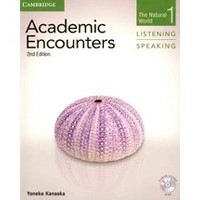 Academic Encounters 1 (2/E) Listening & Speaking Student's Book + DVD