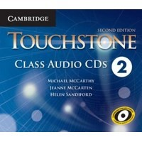 Touchstone 2 (2/E) Class Audio CDs (4)