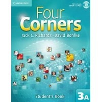Four Corners 3 Student's Book A + Self-study CD-ROM and Online Workbook