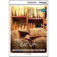 Eat Up! (Beginning Book with Online Access)