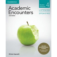 Academic Encounters L/S 4 Student Book+Integrated Digital Learning Updated2nd ed