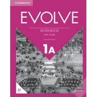 Evolve Level 1 Workbook with Audio A