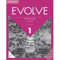 Evolve Level 1 Workbook with Audio