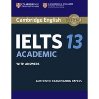 Cambridge IELTS 13: Academic with Answers