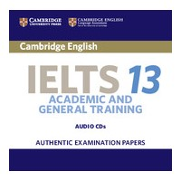 Cambridge IELTS 13: Academic/General Training CD