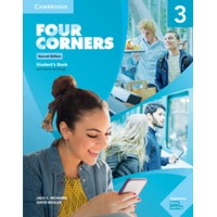 Four Corners 3 (2/E) Student Book+Online Self-Study