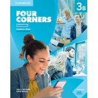 Four Corners 3B (2/E) Student Book+Online Self-Study