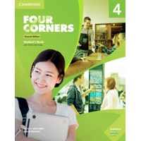 Four Corners 4 (2/E) Student Book+Online Self-Study