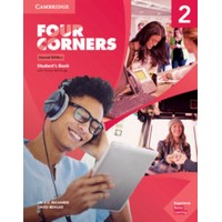 Four Corners 2 (2/E) Student Book+Online Self-Study