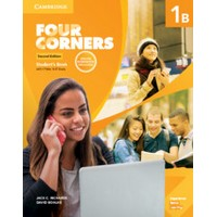 Four Corners 1B (2/E) SB w/Self-study & Online WB Pack