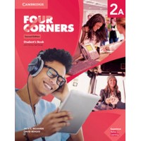 Four Corners 2A (2/E) Student Book+Online Self-Study