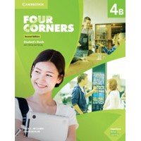 Four Corners 4B (2/E) Student Book+Online Self-Study