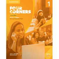 Four Corners 1 2nd Edition Teacher's Edition with Full Assessment Program