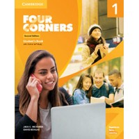 Four Corners (2nd Edition) 1 Student's Book with Online Self-Study