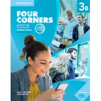 Four Corners 3B (2/E) SB w/Self-study & Online WB Pack