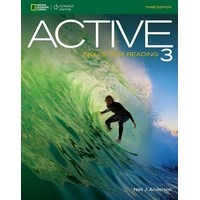 ACTIVE Skills for Reading 3 (3/E) Student Book Text Only