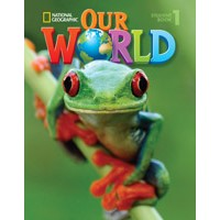Our World 1 Student Book + CD-ROM