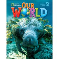 Our World 2 Student Book + CD-ROM