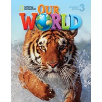 Our World 3 Student Book + CD-ROM