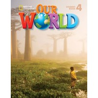 Our World 4 Student Book + CD-ROM
