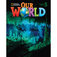 Our World 5 Student Book + CD-ROM