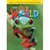 Our World 1 Classroom Presentation Tool DVD