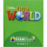 Our World 1-3 Assessment CD-ROM + ExamView