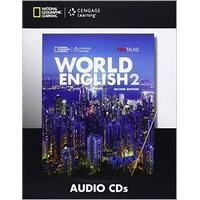 World English 2 (2/E) Audio CD