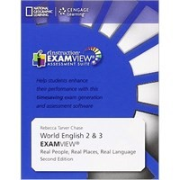 World English 2 (2/E) Assessment CD-ROM with ExamView Pro and Audio CD (2 - 3)
