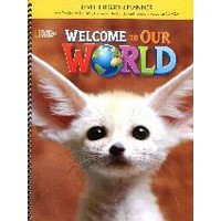 Welcome to Our World Level 1 Lesson Planner with Classroom Audio CD, Teacher's R