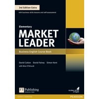 Market Leader Extra (3E) Elementary Coursebook with DVD-ROM