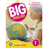 Big English 2e Student Book Level 1